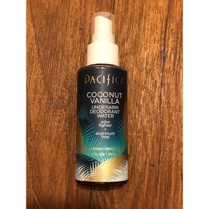 Pacifica Underarm Deodorant Water